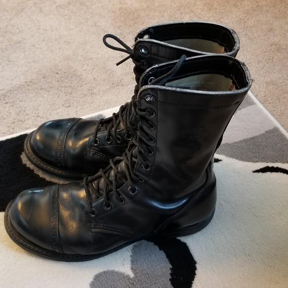 new product 4534c 21121 Para Trooper Jump Boots. M 5bc1e9739539f70b807b0838